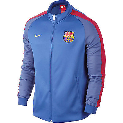 FC Barcelona N98 Authentic 2016/17 Track Jacket by Nike
