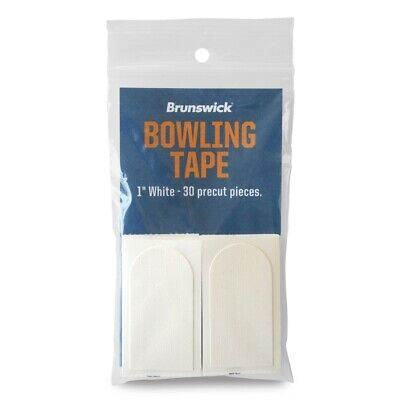 """Storm 30 Piece White 1"""" Bowlers Tape Pack"""