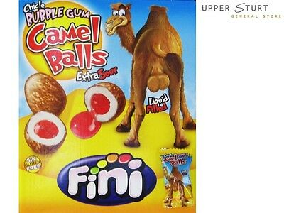 Camel Balls Bubble Gum - Extra Sour (200 pieces) FAST 'N FREE DELIVERY