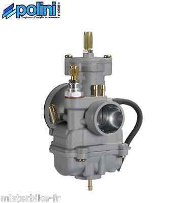 Carburateur Racing Polini 19 mm 201.1901 ( Starter à Cable )