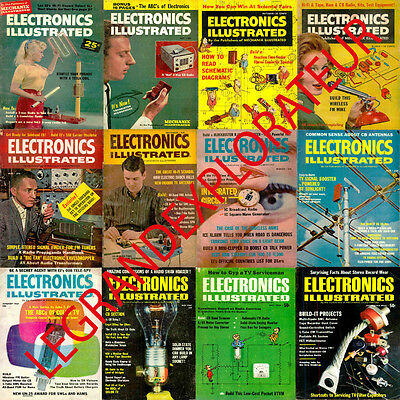 Ultimate Electronics Illustrated Magazines Collection (98 PDF Magazine s on DVD)