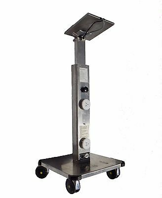 Aesculap GA-415-U Stand Chassis Stainless Steel Microtron Elan