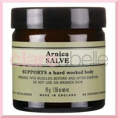 Neal's Yard Arnica Salve 45g - RRP £10.00 - FREE Postage