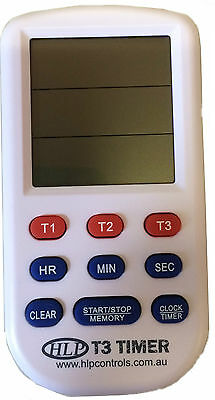 Timers- T3 Electronic Timer