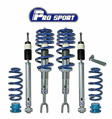 Audi A4 B6 & B7 Saloon Coilovers - Adjustable Coilover Suspension Lowering Kit