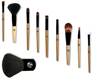 W7 Professional Make Up Brushes Blusher Foundation Eye Shdow Lip