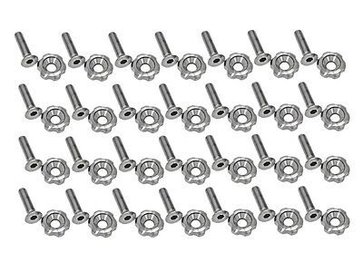 NEW! 2005-2014 Ford Mustang Deluxe Under Hood Stainless Steel Hardware Bolts Kit