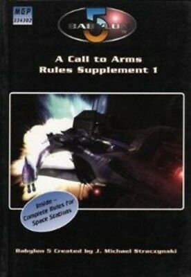 Babylon 5: A Call to Arms Rules Supplement, Book 1