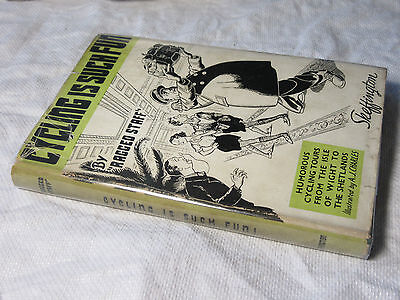 """c1947 CYCLING IS SUCH FUN! - by """"Ragged Staff"""" - Scarce Title"""