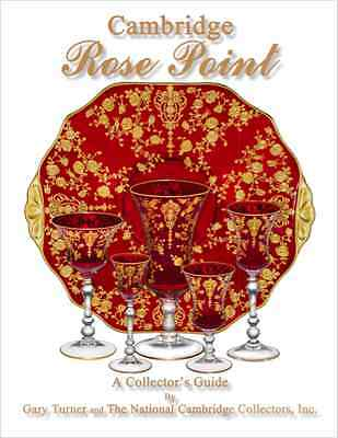 Book: Cambridge Rose Point, A Collector's Guide
