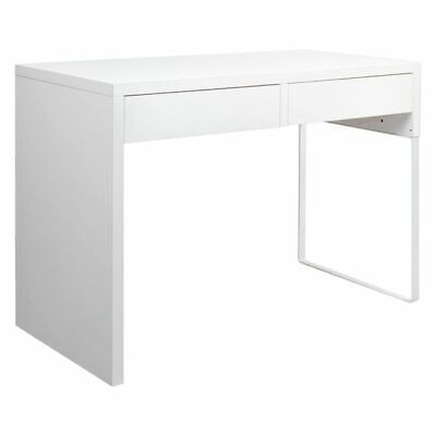 NEW Resort Living Nicoll White Office Desk