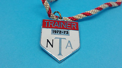 National Trainers Association Badge - 1972 / 1973