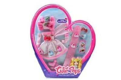 Cutie Pops Dolls Fashion Accessory Pack - Party Evening Wear