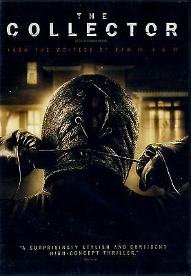 NEW HORROR  DVD  // The Collector // Josh Stewart, Michael Reilly Burke, Andrea