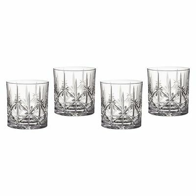 NEW Marquis by Waterford Sparkle DOF Glass (Set of 4)