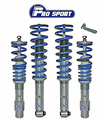 Bmw 5 Series E60 Saloon Coilovers - Adjustable Coilover Suspension Lowering Kit