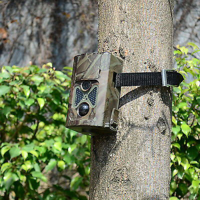 ANNKE 12MP 1080P Hunting Camera Trail Scouting Wildlife Night Vision LED Infrare