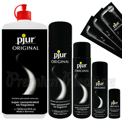 pjur ORIGINAL Silicone based lubricant * Bodyglide Super Concentrated lube *