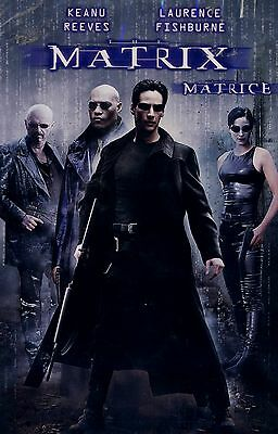 NEW DVD // The Matrix // Keanu Reeves, Carrie-Anne Moss, Laurence Fishburne