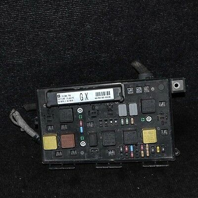 fuses   fuse boxes  electrical components  car parts Vauxhall Astra Trunk Space Vauxhall Astra Estate