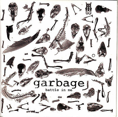 """7"""" GARBAGE battle in me b/w blood for poppies RECORD STORE DAY 2012 rsd SEALED"""