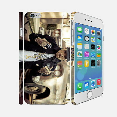 010 Kid Ink - Apple iPhone 4 5 6 Hardshell Back Cover Case