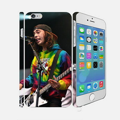 011 Pierce The Veil - Apple iPhone 4 5 6 Hardshell Back Cover Case