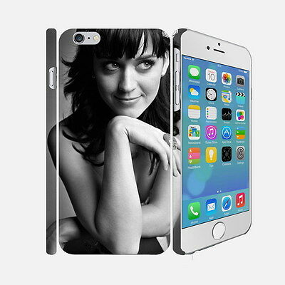 027 Katy Perry - Apple iPhone 4 5 6 Hardshell Back Cover Case