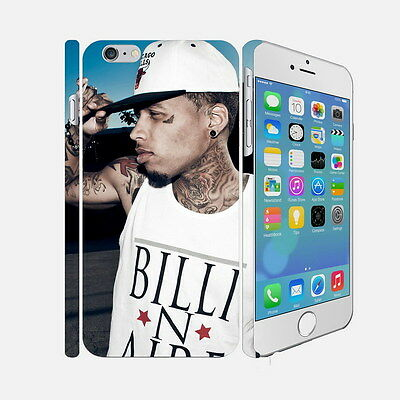 060 Kid Ink - Apple iPhone 4 5 6 Hardshell Back Cover Case