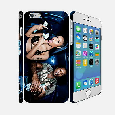 119 Nicki Minaj - Apple iPhone 4 5 6 Hardshell Back Cover Case