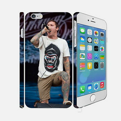 16 Parkway Drive - Apple iPhone 4 5 6 Hardshell Back Cover Case