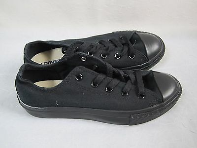 New Men's Converse Chuck Taylor Ox Casual Athletic Shoes Unisex M5039 Black 138N