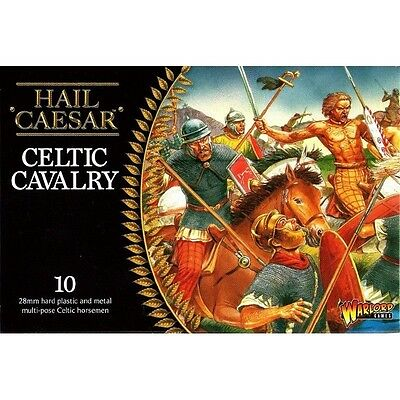 Warlord Games - Hail Caesar - Celtic cavalry - 28mm