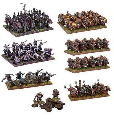 Kings Of War, 2nd Edition: Two Player Battle Set The Battle For Ironhold MGCKW06