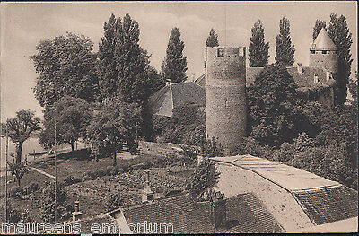 Switzerland Postcard - Chateau De La Tour-De-Peilz  M235