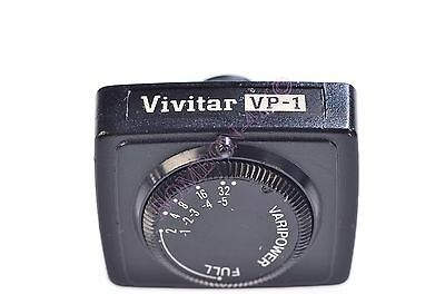 Vivitar Vp-1 Manual Veri-Power For The 283  Flash. Vguwc* . - Tested!