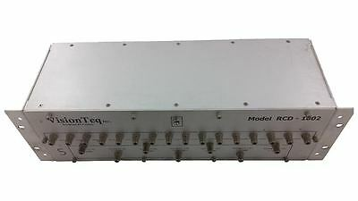 VisionTeq Electroline RCD-1002 16 Input Return Path Combiner Fast Shipping!!!