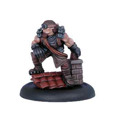 Iron Kingdoms Hemrick Groot, Rhulic Second-Story Man PIP 81018