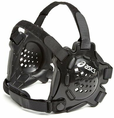 NEW ASICS Conquest Ear Guard Black Black One Size FREE SHIPPING