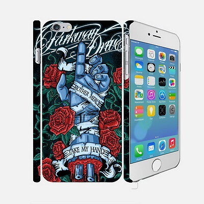 61 Parkway Drive - Apple iPhone 4 5 6 Hardshell Back Cover Case
