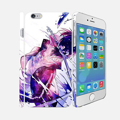F017 Noragami - Apple iPhone 4 5 6 Hardshell Back Cover Case