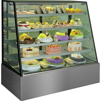 FED SLP880C Venezia 2400mm Advanced Refrigerated Chilled Cake Display Cabinet