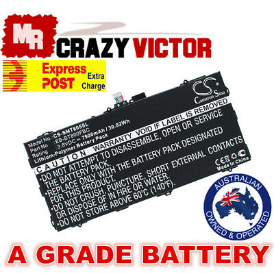 EB-BT800FBE Battery for Samsung Galaxy Tab S 10.5,SM-T800,SM-T801,T805,T805C