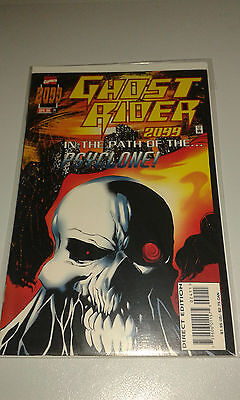 Ghost Rider 2099 Issue 24