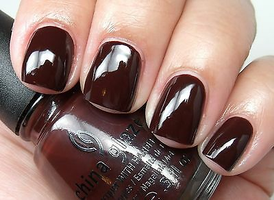 CHINA GLAZE Nail Lacquer - Lacquered Effect (Call Of The Wild) OVP