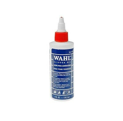 Wahl 3310 Electric Hair Clipper Trimmer Oil Lube 4oz Bottle