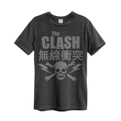 The Clash 'Bolt' T-Shirt - Amplified Clothing - NEW & OFFICIAL!