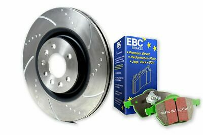 FRONT  BRAKE DISCS AND PADS FOR NISSAN NP300 NAVARA 514520602699 OEM QUALITY