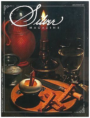 Entire Year of 2015 Silver Magazine - Various Silver Information