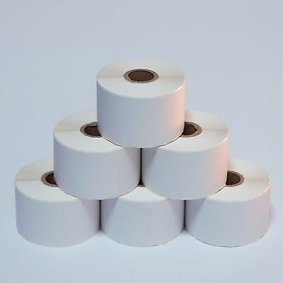 1 Roll 2x1 Direct Thermal Shipping Labels - 1300/roll Zebra LP2824 LP2422 etc.